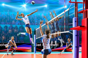 Living on The Edge Volleyball Blog
